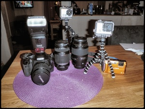 Camera, Lenses and other stuff